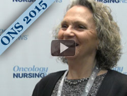 Alice Kerber on the Oncology Nurse's Role in Cancer Genetics