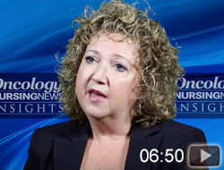 Myeloma Patient Communication on Antibody Side Effects